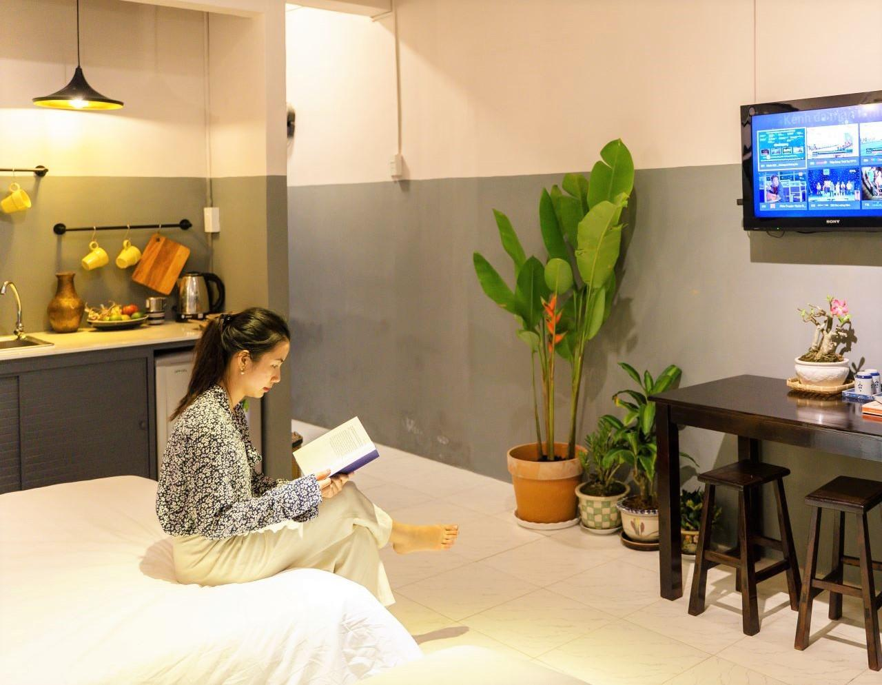 HOM   Your Authentic Saigon Stay In City Centre