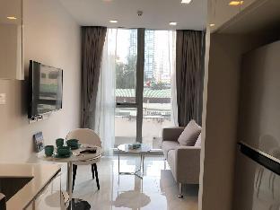 [スクンビット]アパートメント(35m2)| 1ベッドルーム/1バスルーム [hiii]LesFleurs*BTSNana&Asoke&Terminal21-BKK059
