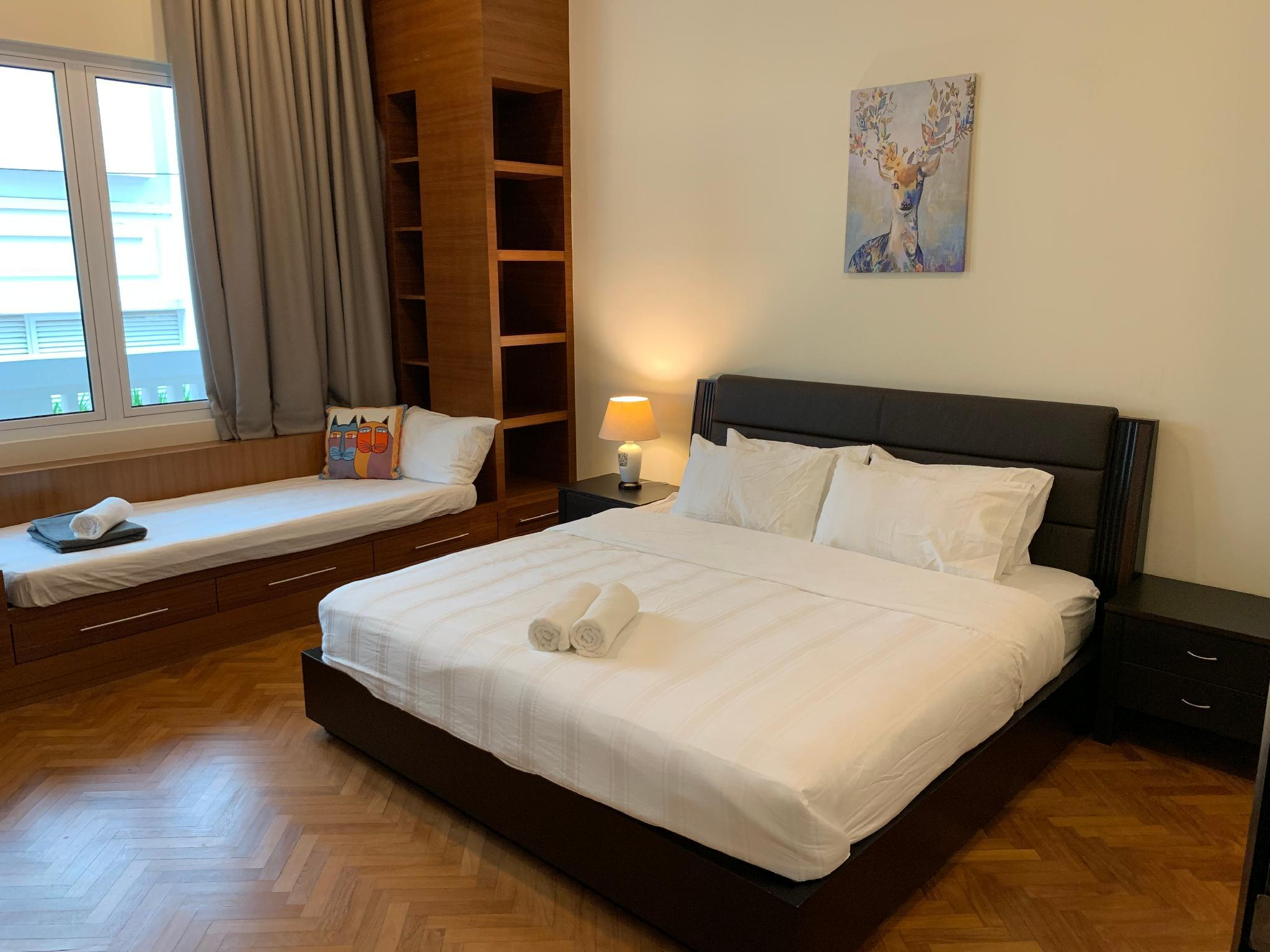 Private Suite At Penang Straits Quay