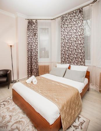 apartment kutuzovskiy 26, 69 sq.m, 2 9 Moscow