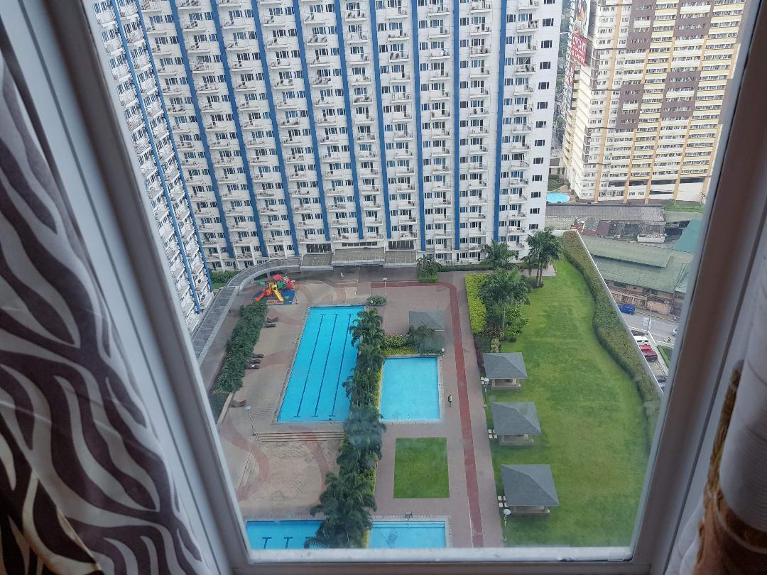 Staycation At SM Light Residences Fully Furnished