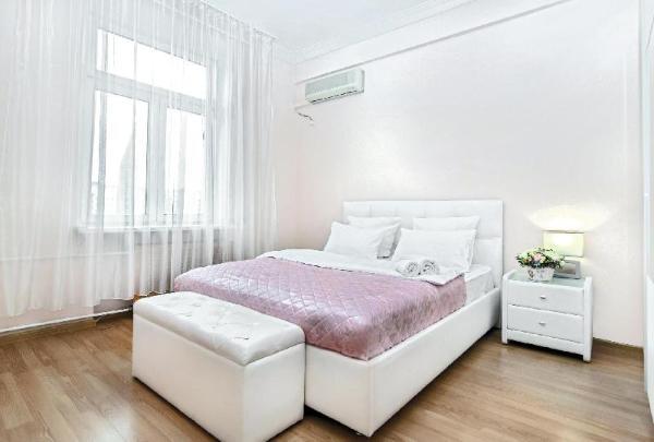 Apartment B Dorogomilovskaya 9, 70 sq.m, 5 9 Moscow