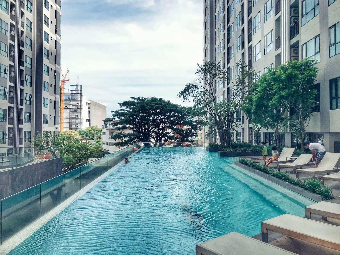 The Base Central Pattaya By Parrot