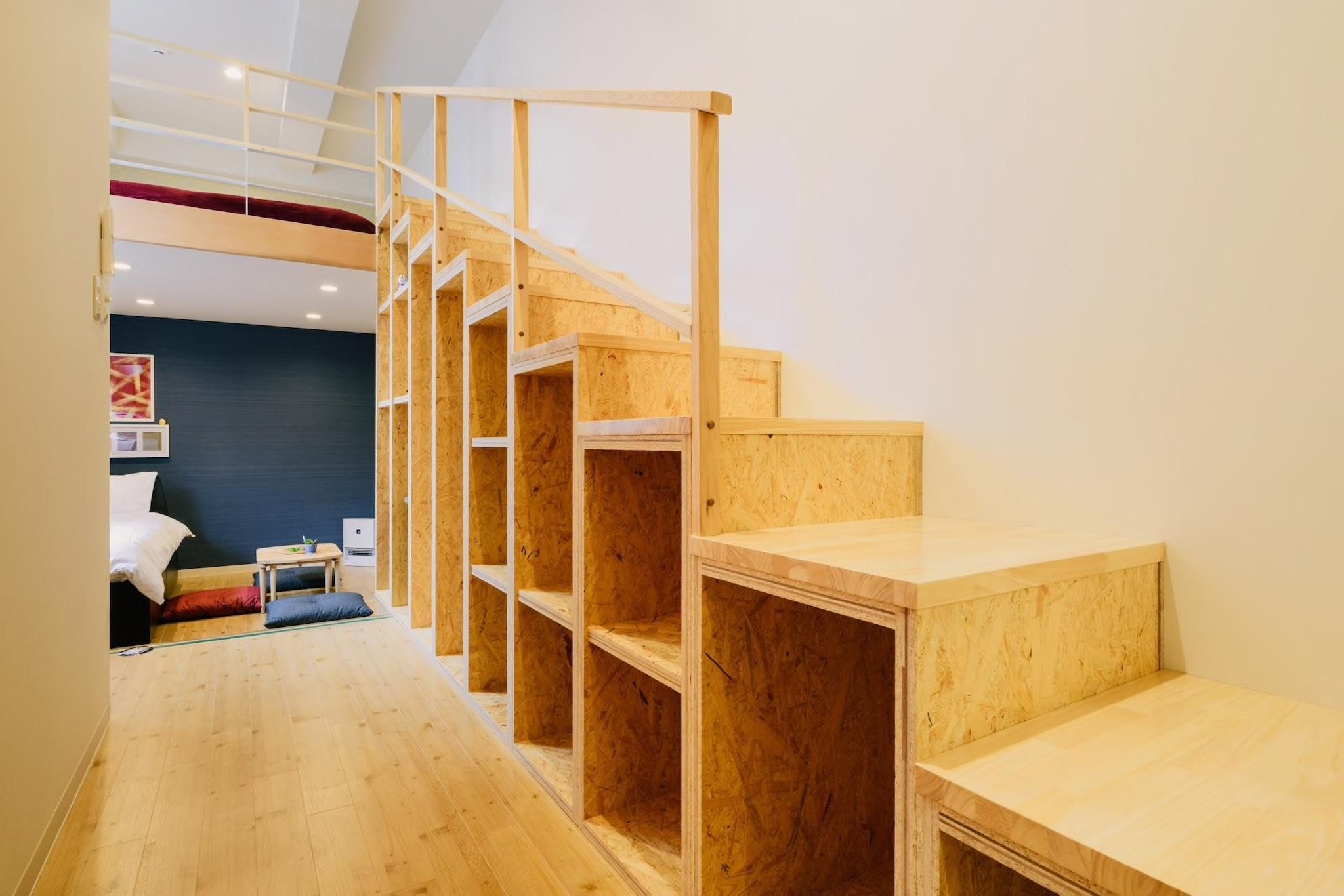 Stunning homey loft apartment in Tenjin 103