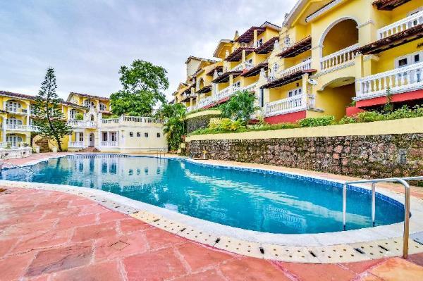 Portuguese-style 3-BR villa for groups/70005 Goa
