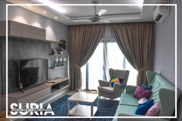 Sam Haj Suria Residence Bukit Jelutong Shah Alam Shah Alam