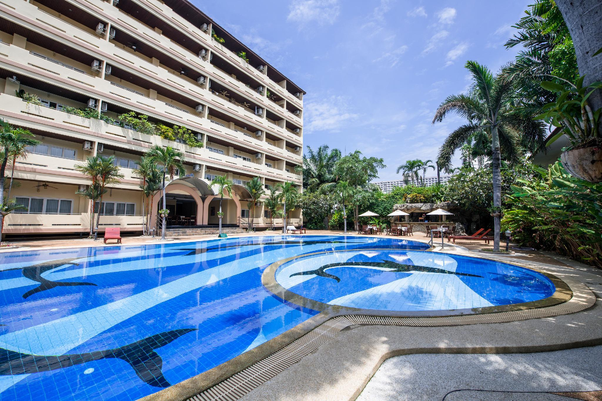 EXCLUSIVE APARTMENT IN PATTAYA