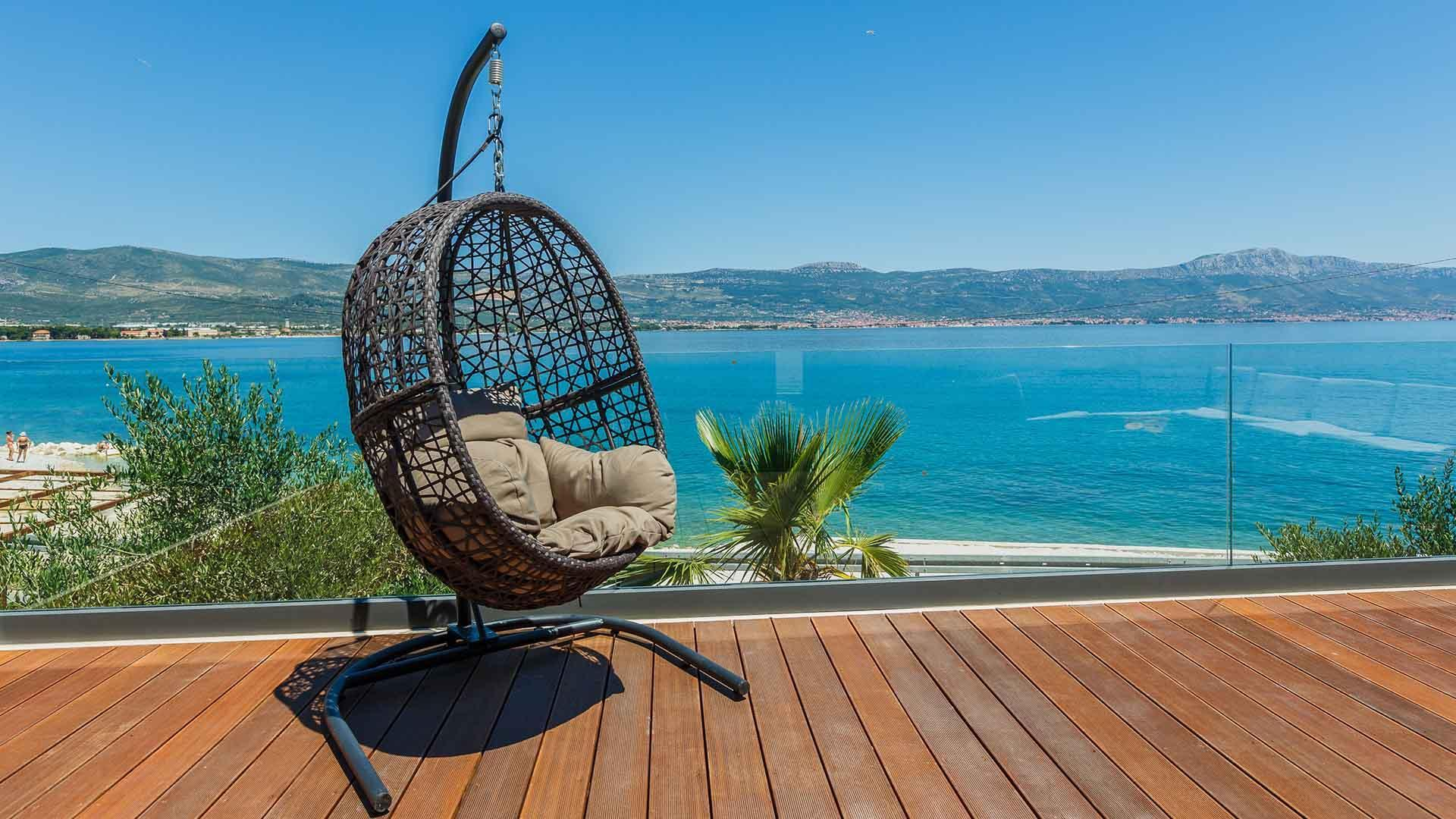 Beachside Villa Anessa With Jacuzzi EOS CROATIA
