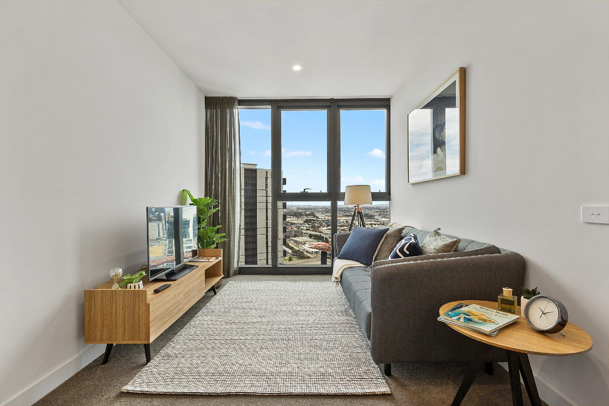 High Rise Southbank Apt With Stunning Views