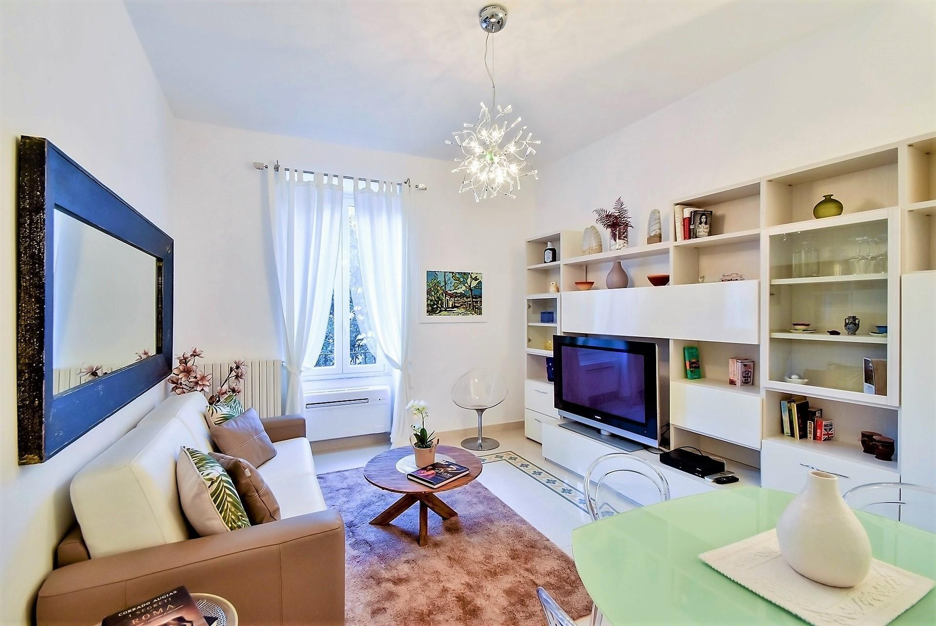 In The Heart Of Trastevere   Apartment For 6