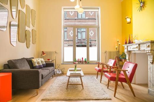 Saint Gilles Duplex Residence - BRUSSELS