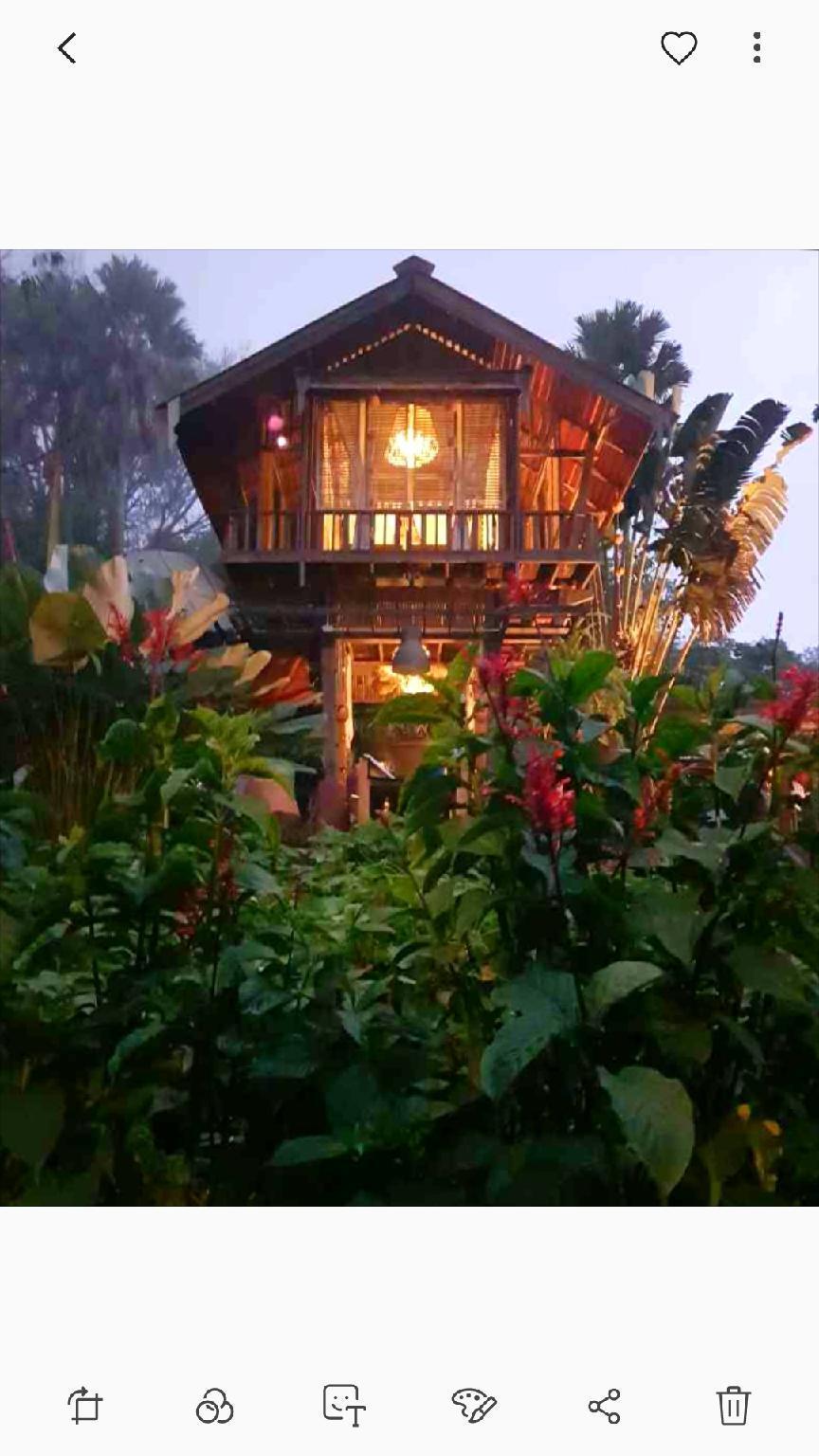 Baan Pordee at Deepor Luxury Tented Camp บ้านเดี่ยว 1 ห้องนอน 2 ห้องน้ำส่วนตัว ขนาด 120 ตร.ม. – แม่ริม