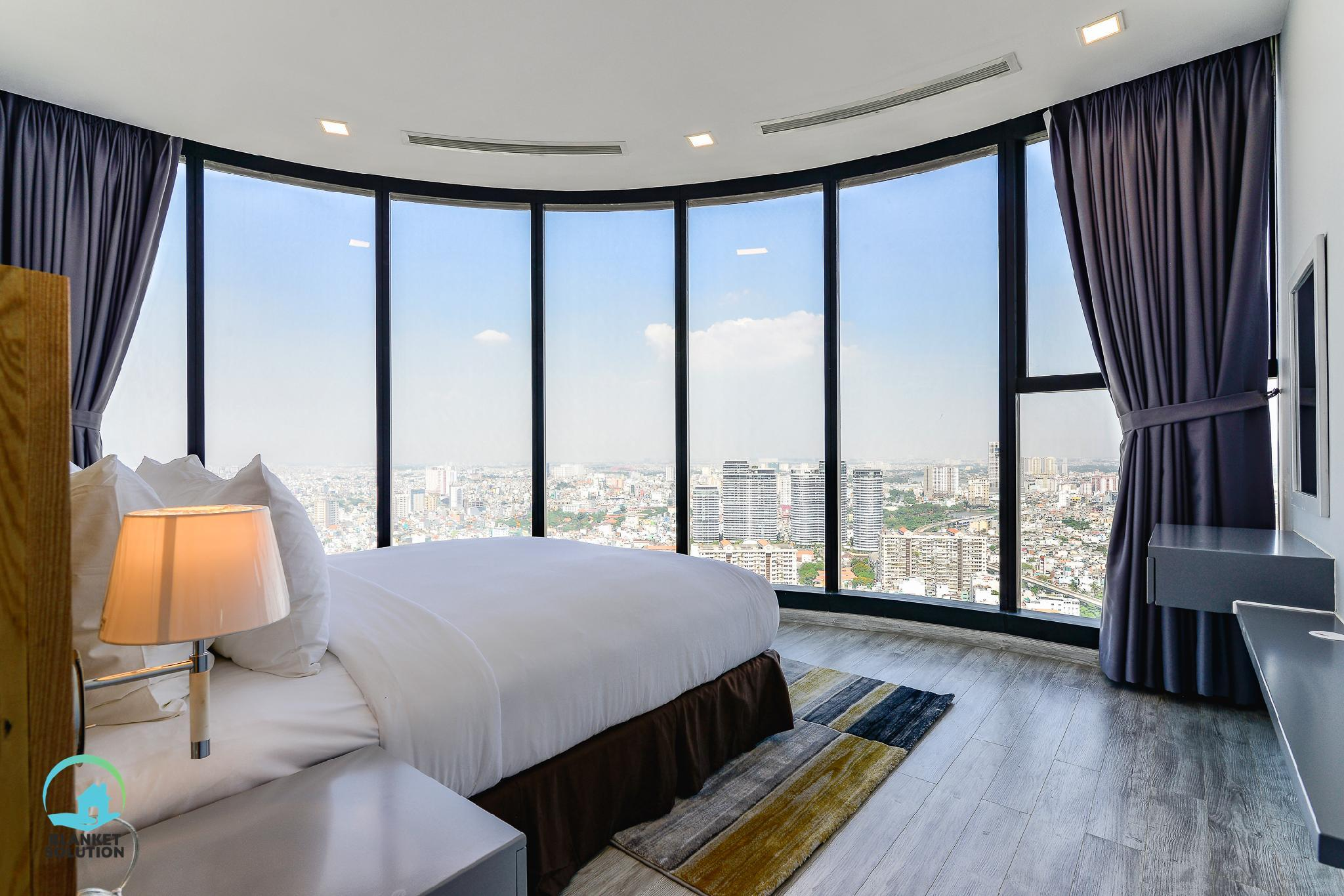 Luxury Newly Furnished District 1  Best View 3BR