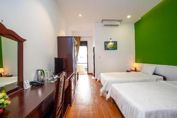 Indochina Style Twin room with balcony Ho Chi Minh City