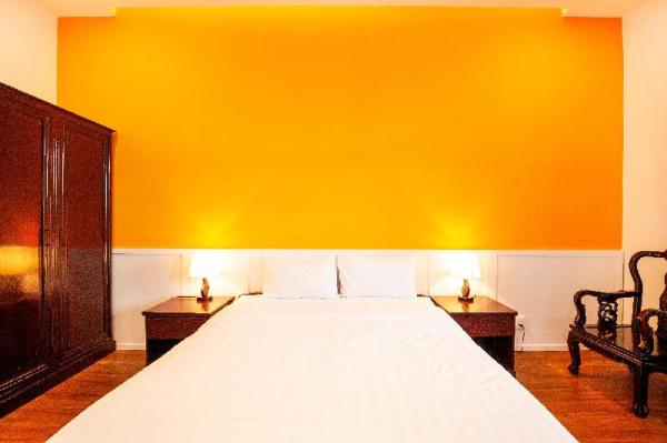 Indochina Style room Spacious free parking place Ho Chi Minh City