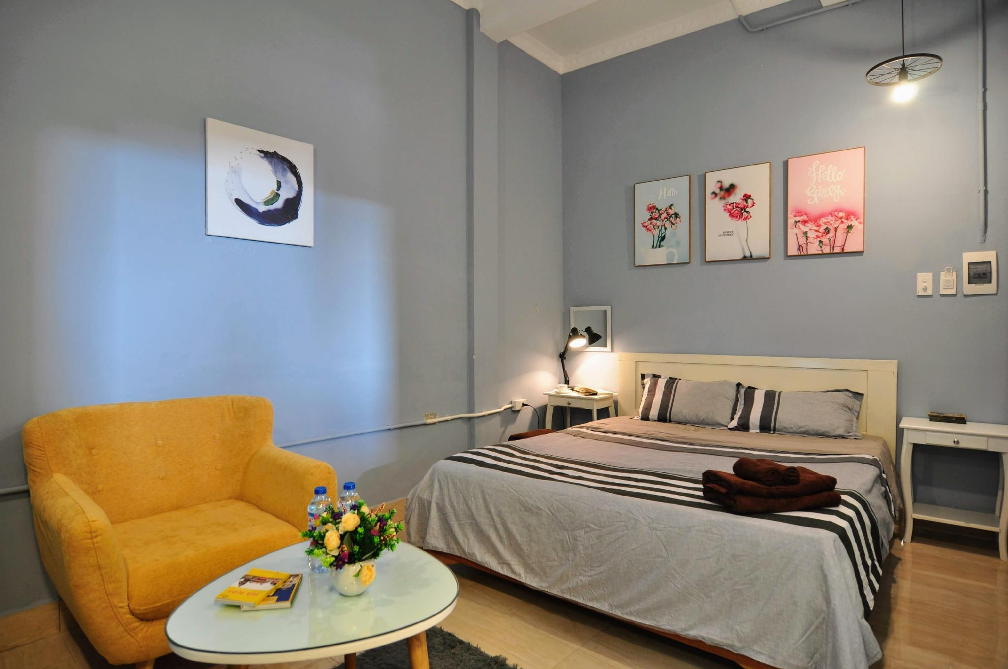 KTLodge Hong Ha   62    Cozy And Comfy Room For 2