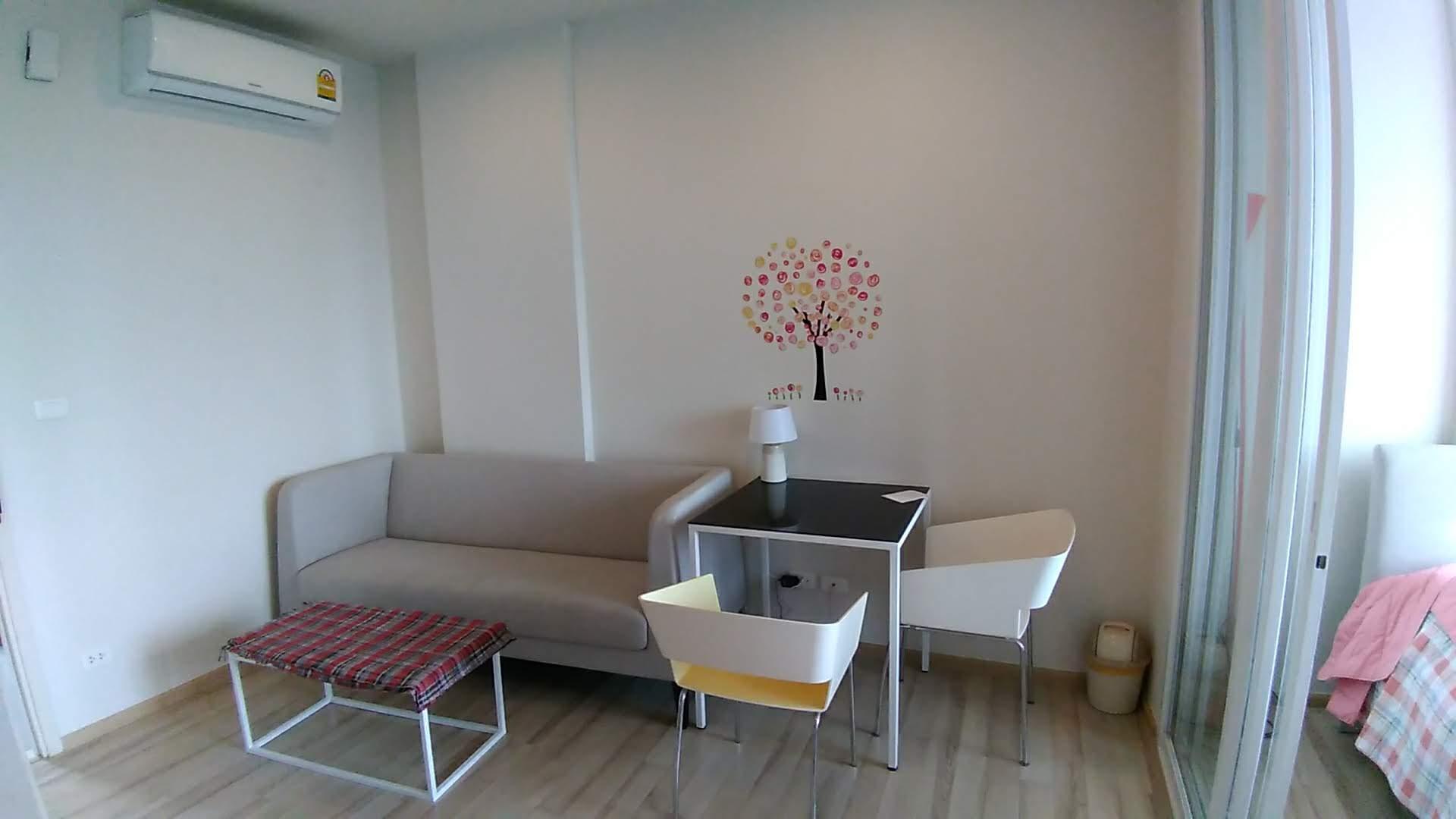 Studio for rental in Phuket City.
