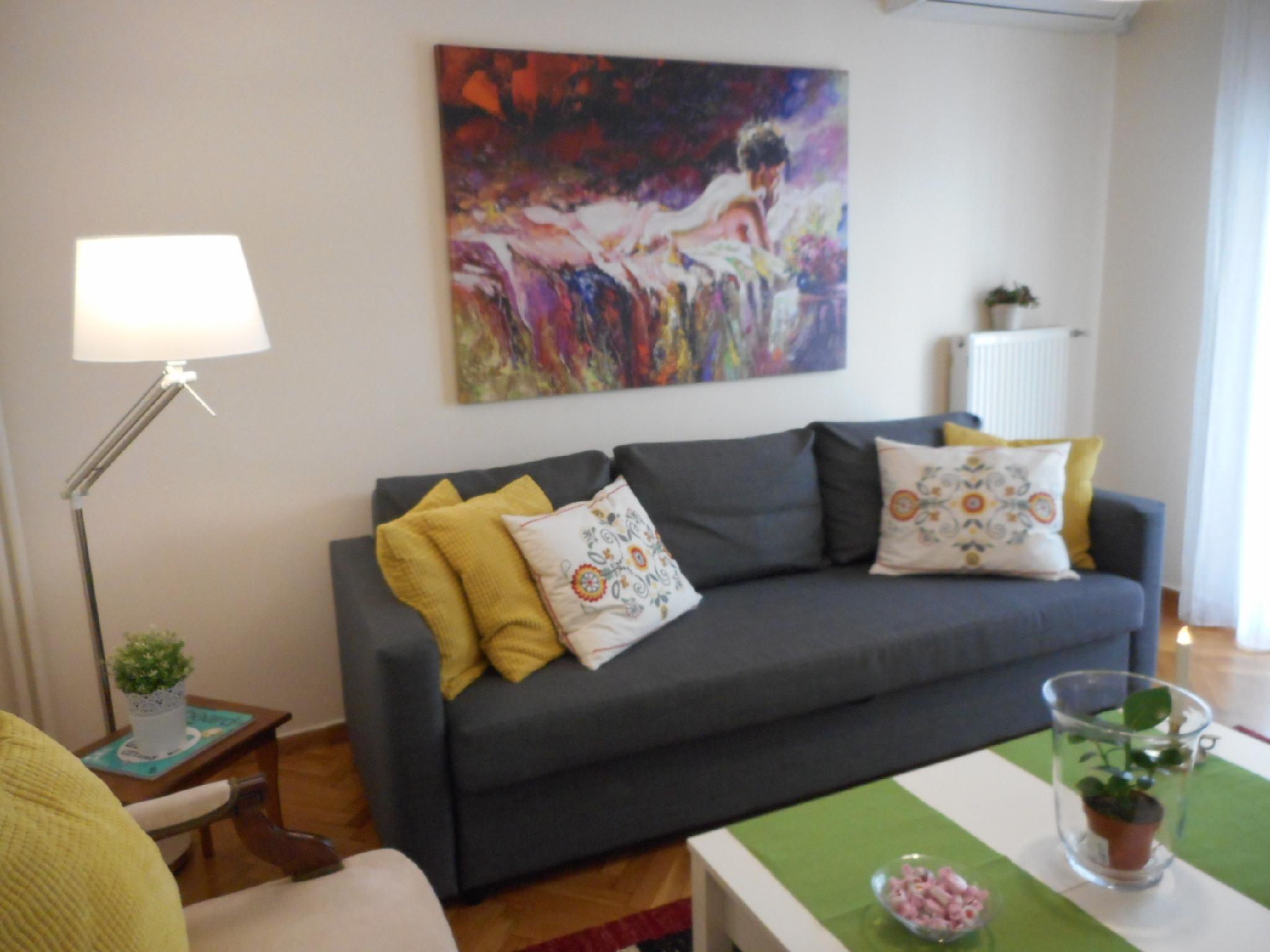 A Spacious 2 Bedroom Apartment