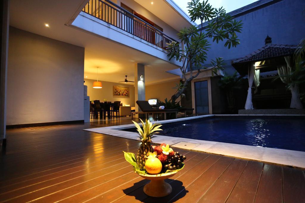 3BDR Spacious Villa Pool View Seminyak