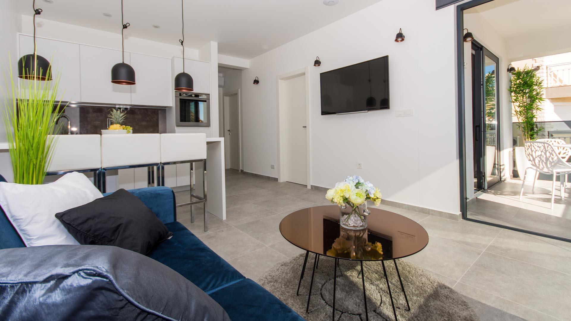 Modern Apartment Prestige I   EOS CROATIA