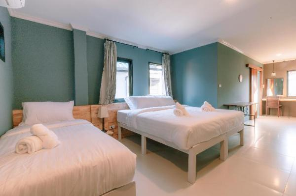 64 house in city center near old town {Room 70}  Chiang Mai
