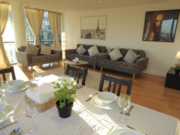 Paddington Apartment,Central London, luxury 3 beds London