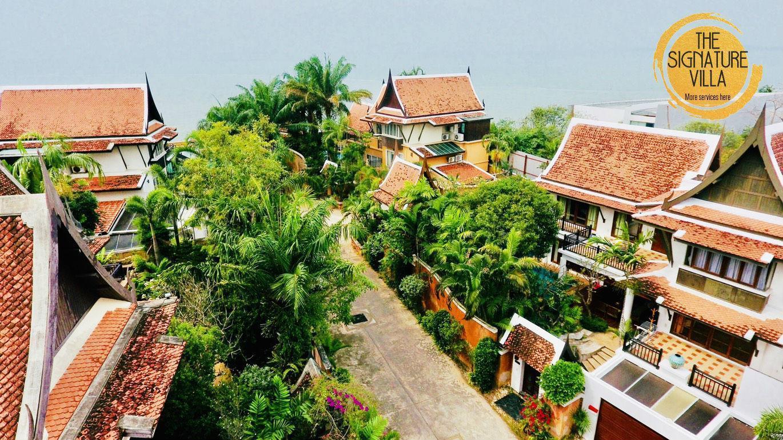 Sea View Villa @Najomtien วิลลา 4 ห้องนอน 5 ห้องน้ำส่วนตัว ขนาด 1000 ตร.ม. – นาจอมเทียน