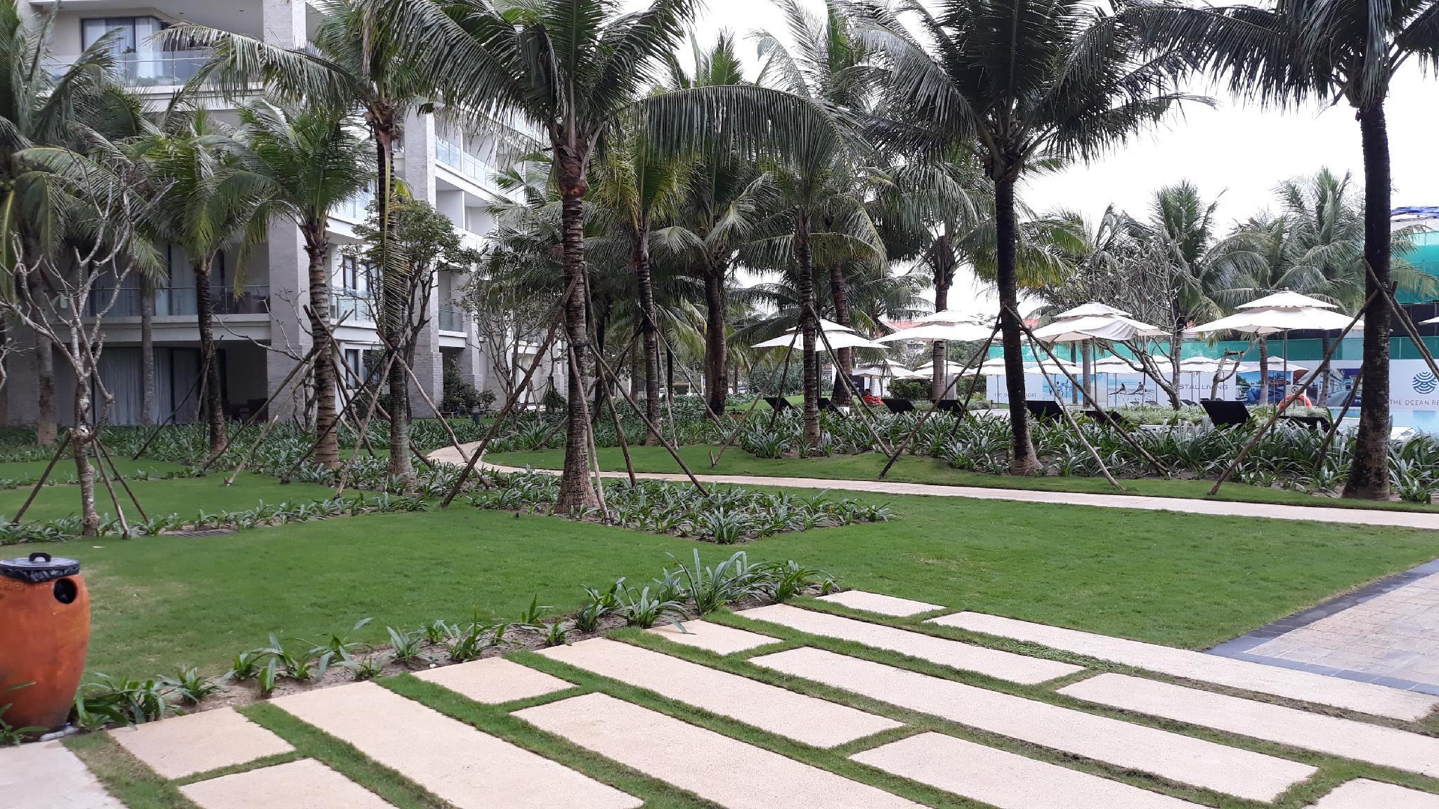 Luxury Apt 2BRs  Pool View  In 5* Beach Resort