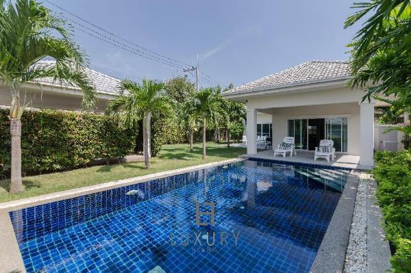 Private 3 Bedroom Pool Villa L26 Hua Hin
