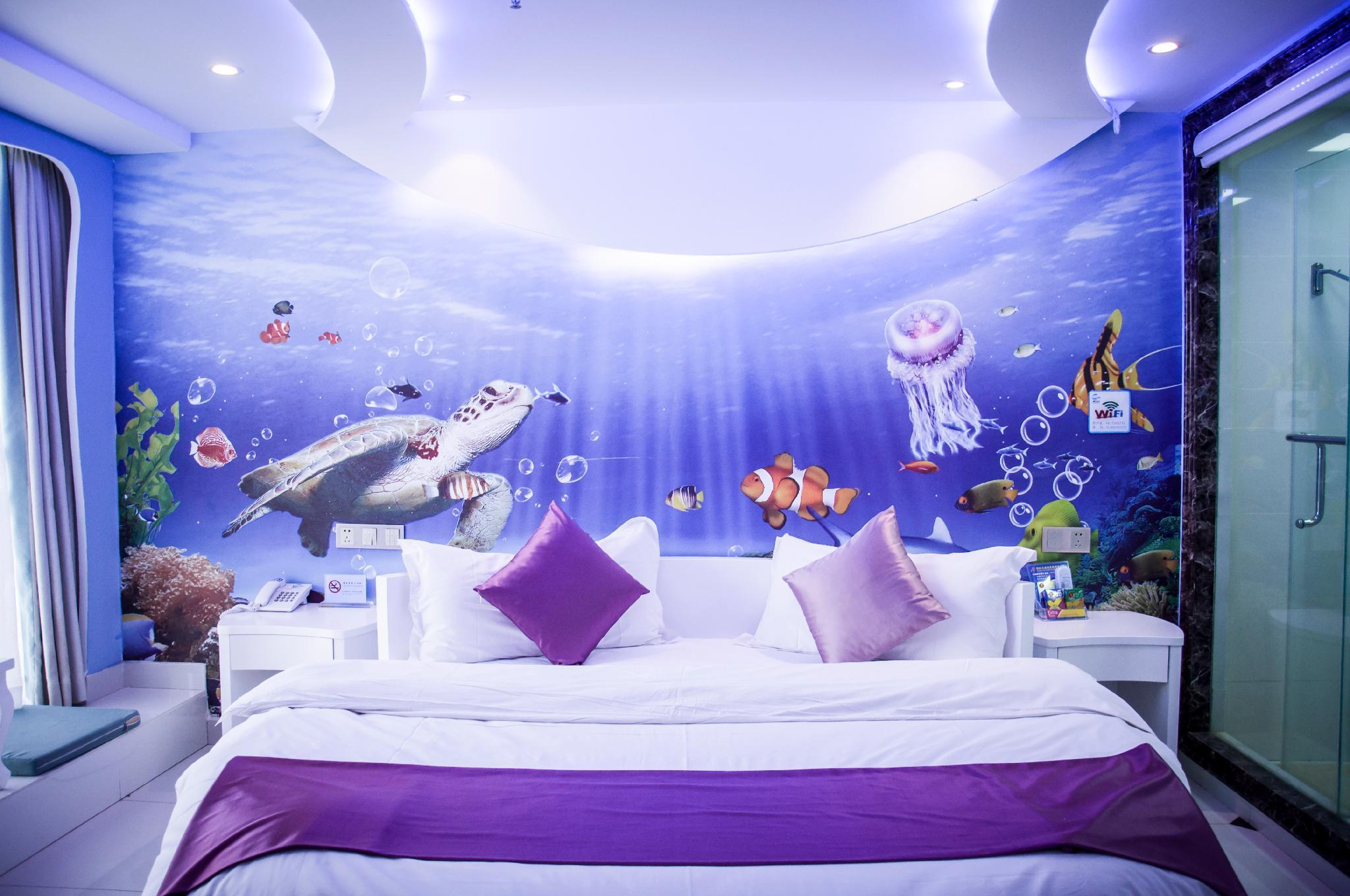 Haiyun Ocean Theme Room