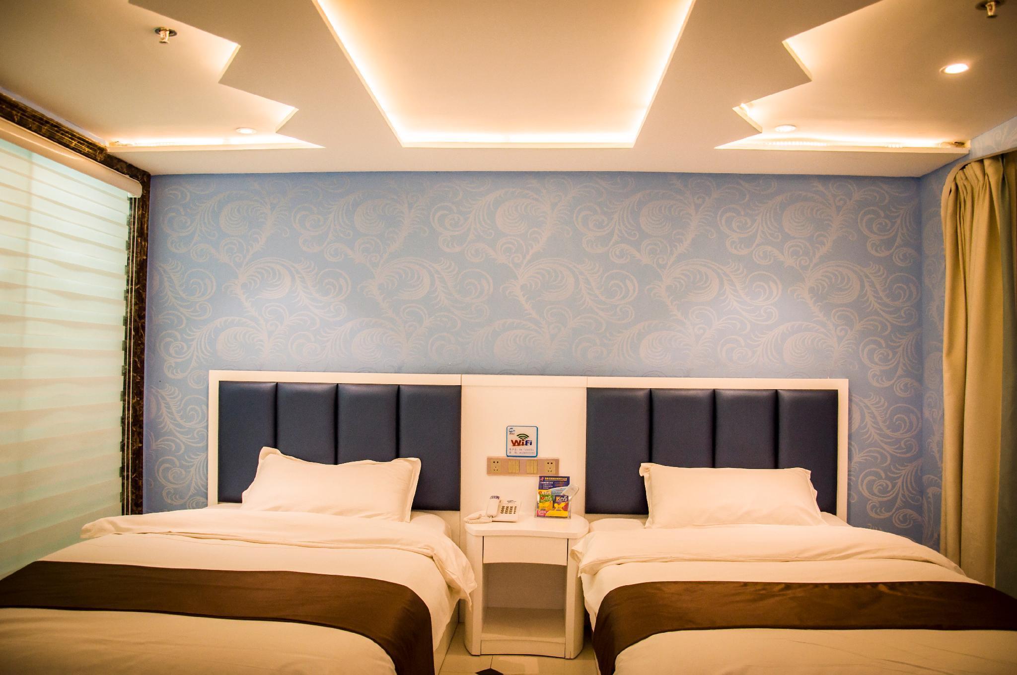 Haiyun Deluxe Standard Room