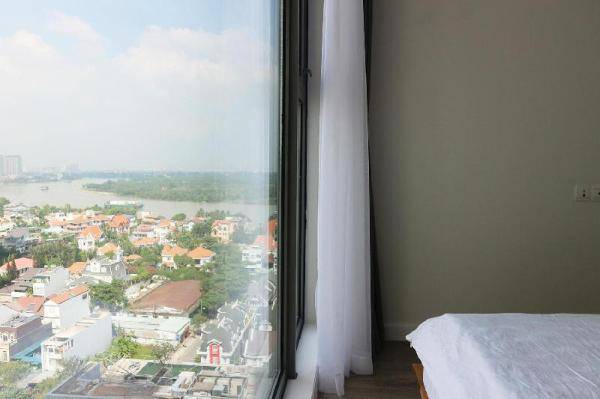 01Br River, Landmark81 view/ Mineral pools, sauna Ho Chi Minh City
