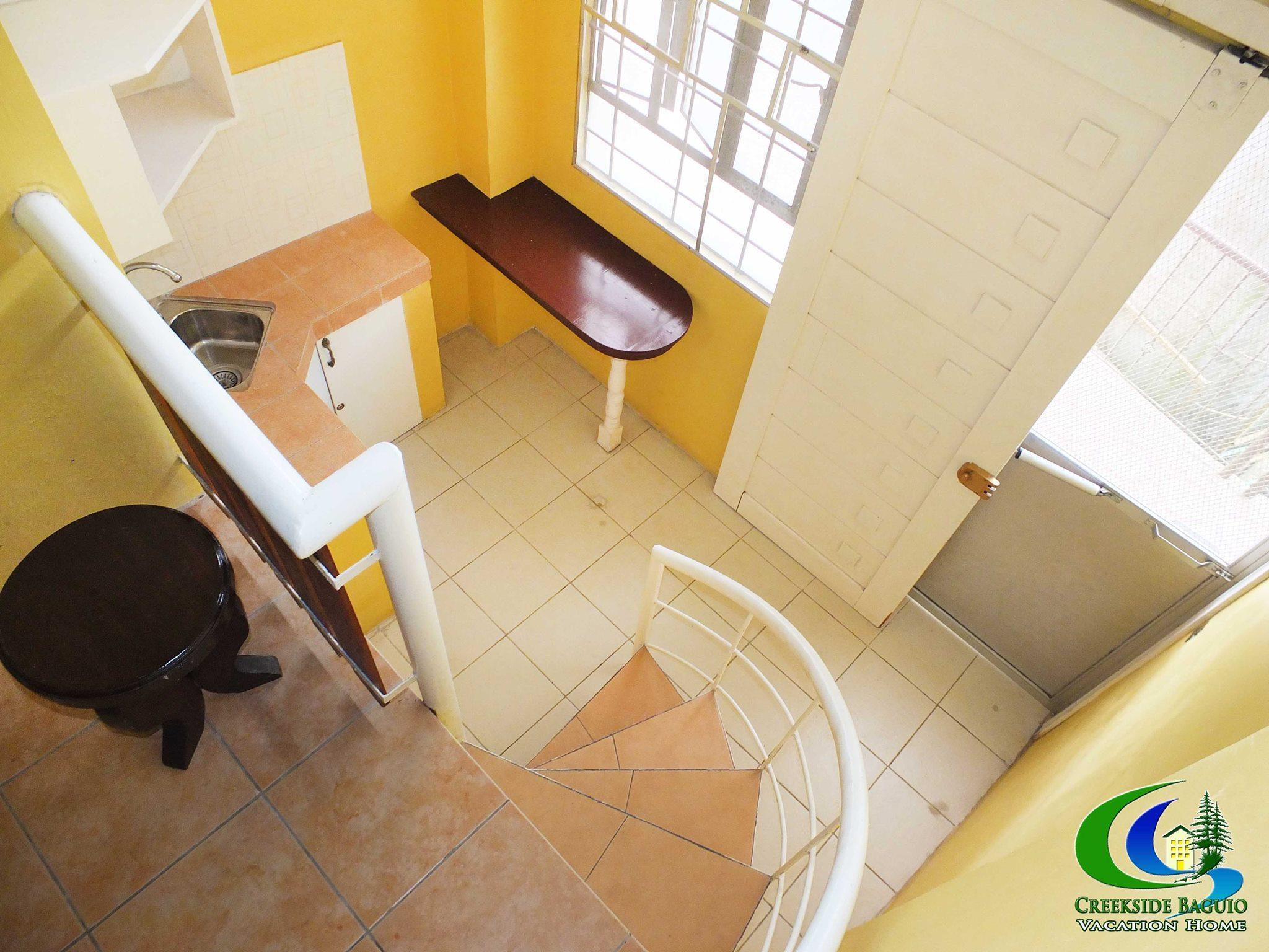 3 Adjacent Balcony Rooms Creekside Baguio