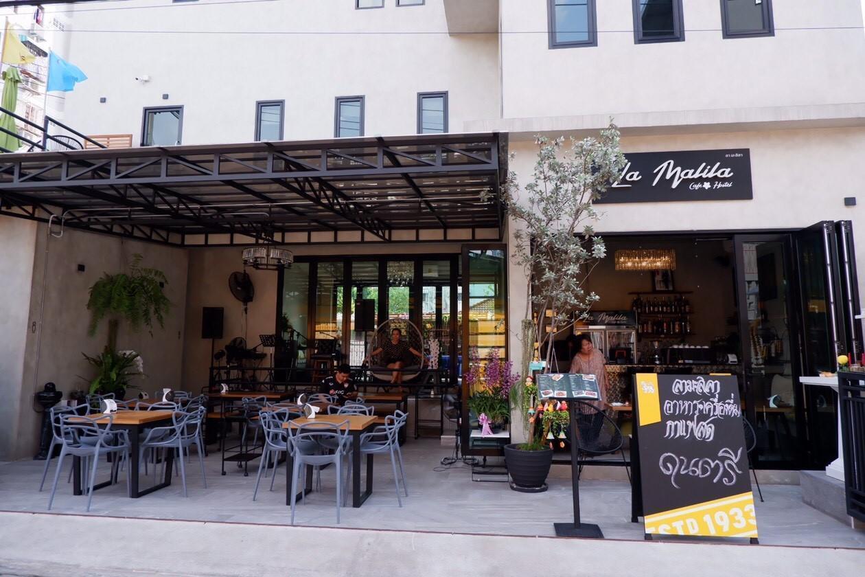 La Malila Cafe & Hostel Room2 บ้านเดี่ยว 1 ห้องนอน 1 ห้องน้ำส่วนตัว ขนาด 14 ตร.ม. – สนามบินนานาชาติดอนเมือง