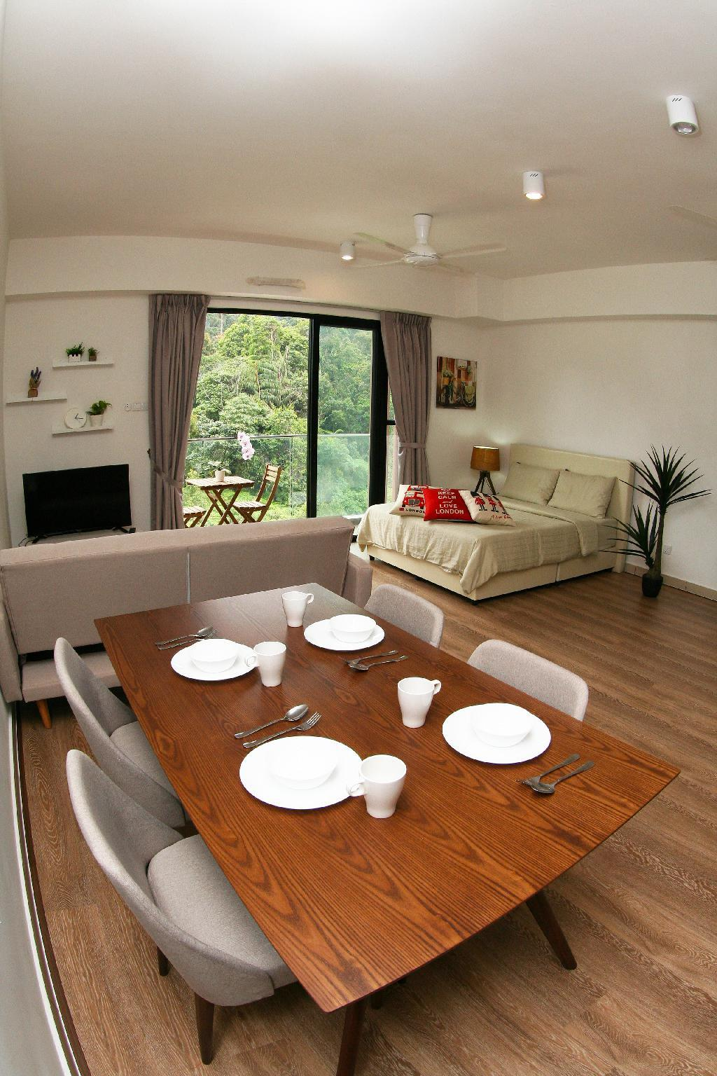 CHARMING And COZY HOME @ MIDHILLS GENTING