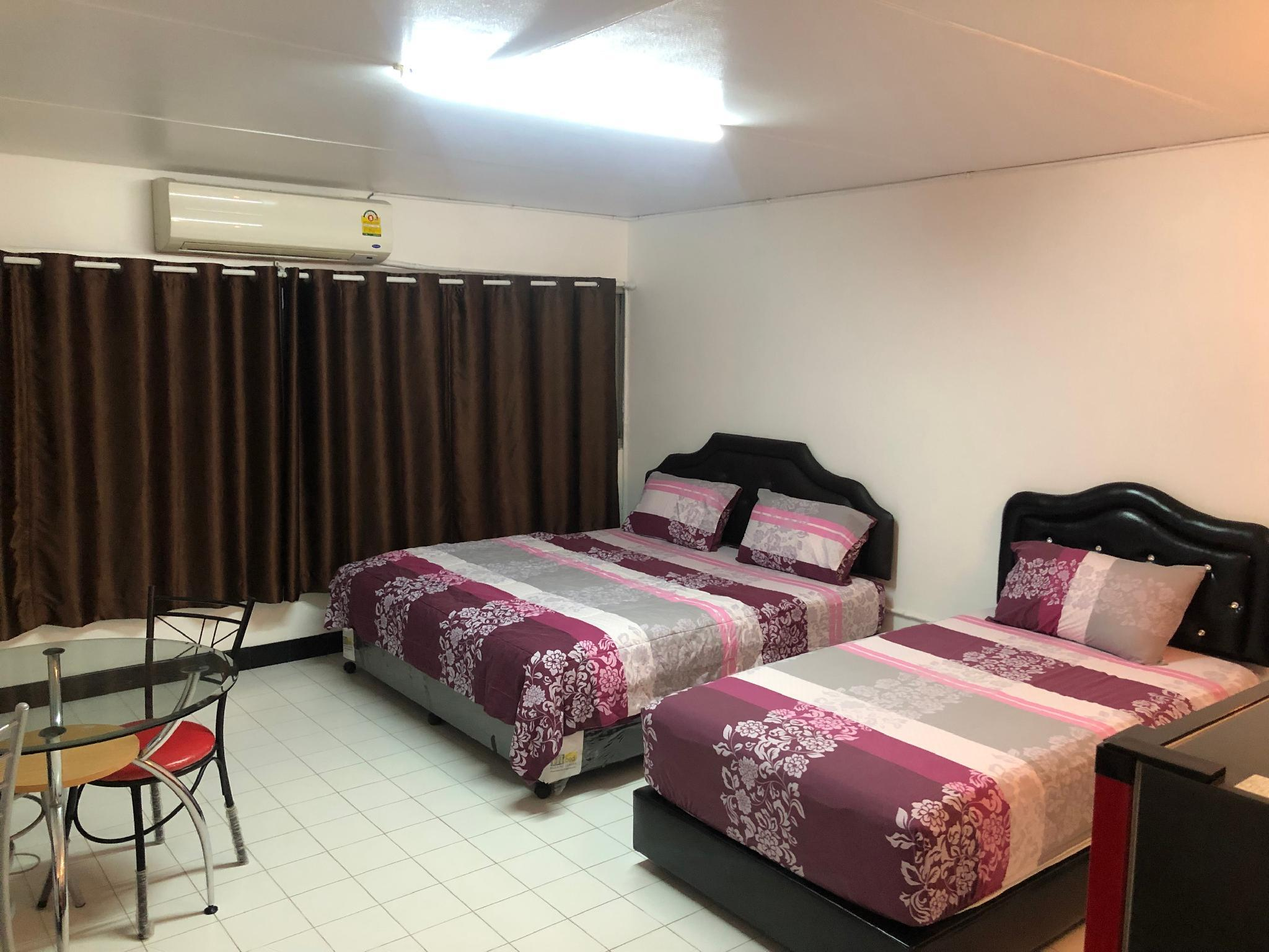 Apartment T9 Muangthong Thani by Nath 2Bed floor4