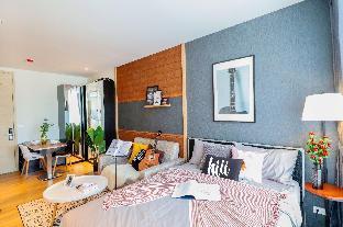 [スクンビット]アパートメント(29m2)| 1ベッドルーム/1バスルーム 【hiii】Near EM&Nana★Sukhumvit24/FreePool&Gym-BKK104