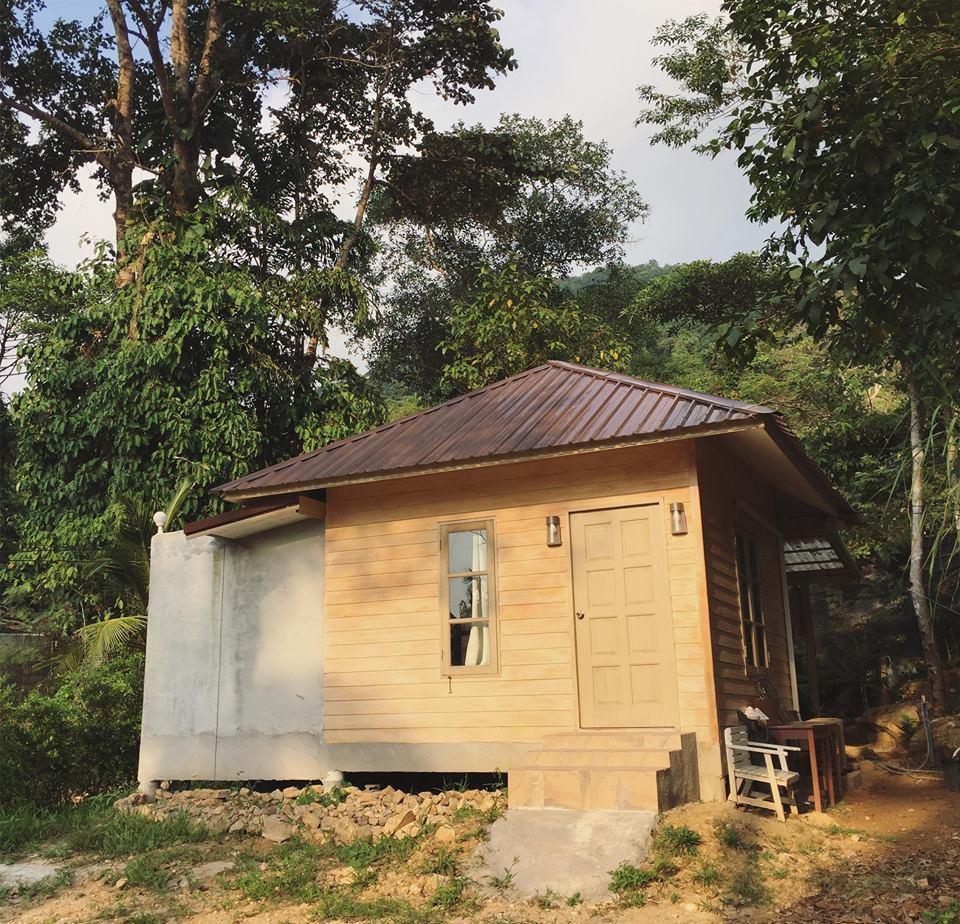 Happy Yokee  Hut สตูดิโอ บังกะโล 1 ห้องน้ำส่วนตัว ขนาด 36 ตร.ม. – โลนลีบีช