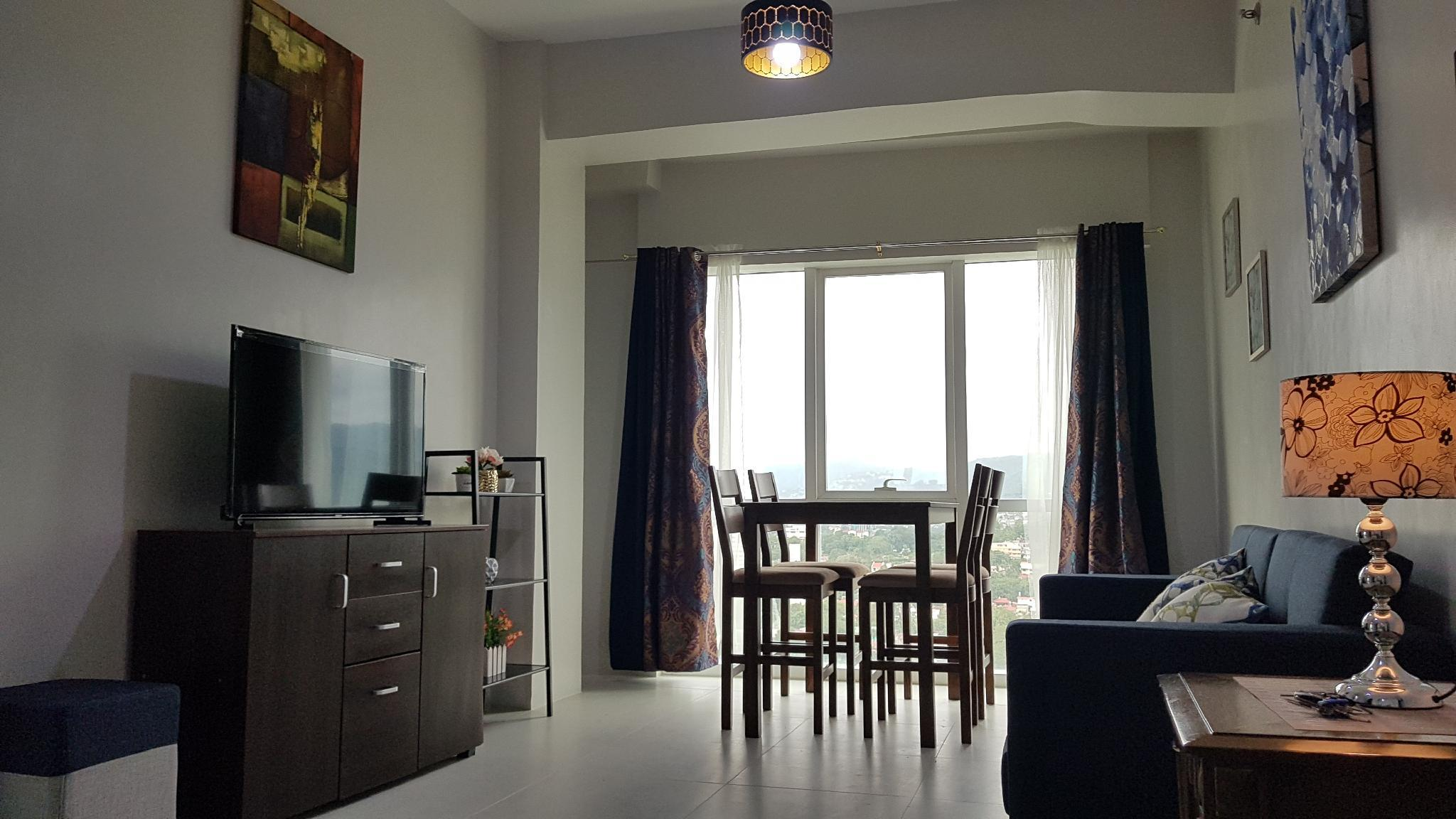 2Bedroom With GREAT City View NEAR Ayala Mall CEBU