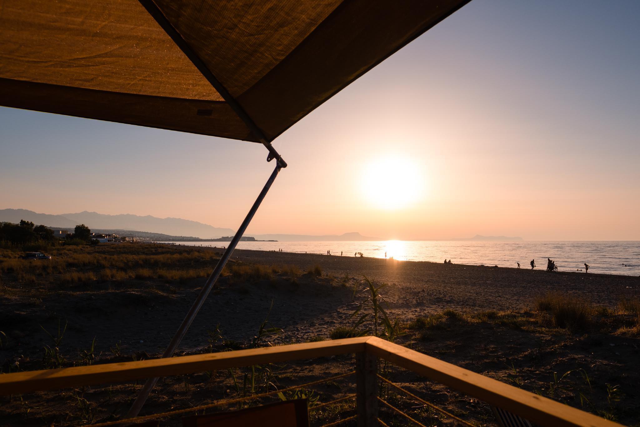 Camp Elizabeth   Glamping Tent W Panoramic Seaview