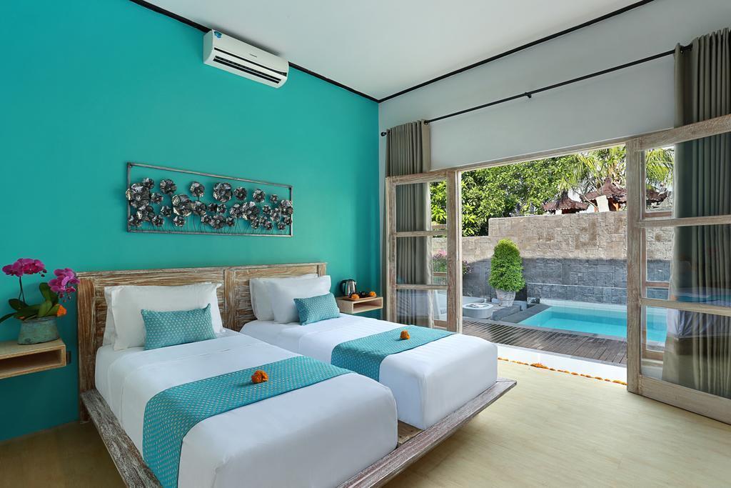 6BDR Private Pool Villa Closes Beach At Karangasem