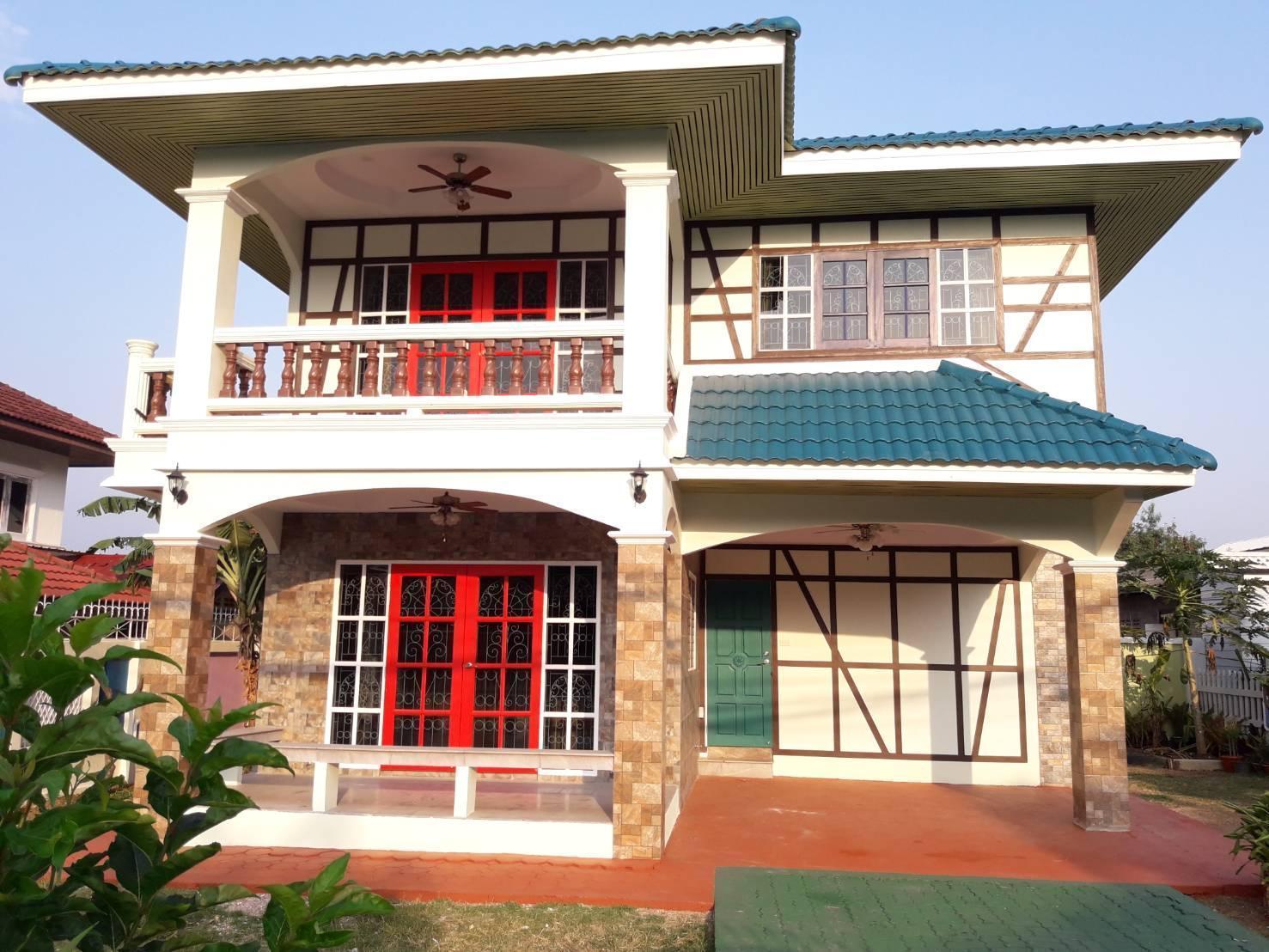 Single House Sattahip บ้านเดี่ยว 3 ห้องนอน 2 ห้องน้ำส่วนตัว ขนาด 200 ตร.ม. – ชายหาดสัตหีบ