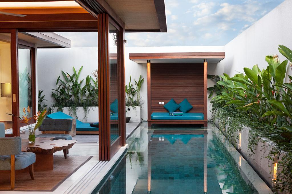 2BDR Suite Private Pool Villa In Seminyak