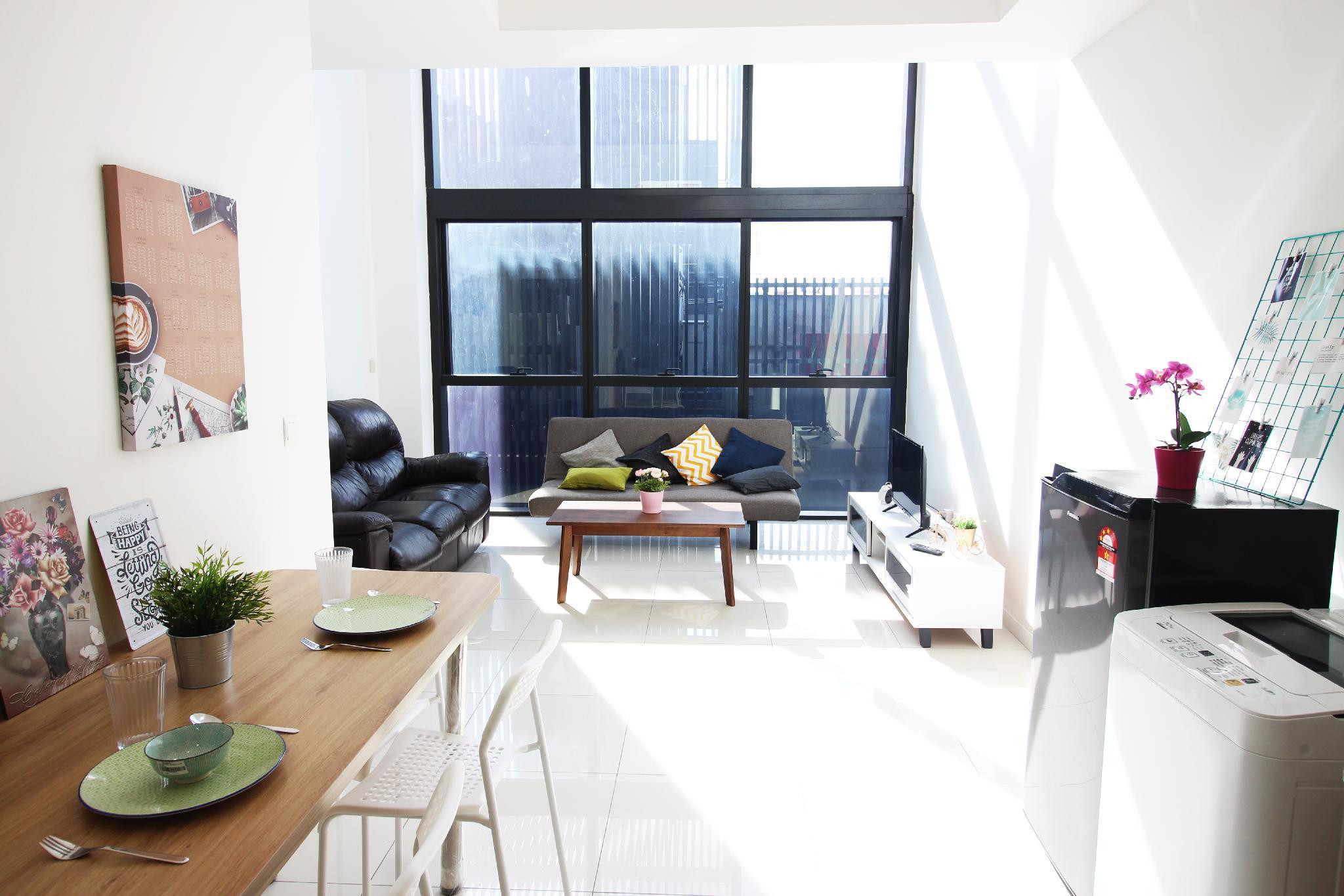 EIKON @ Sunway PJ Executive Studio Duplex