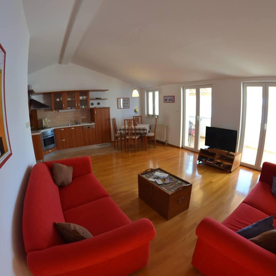 Apartment Zanamarin