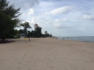 [チャアム ビーチフロント]一軒家(109m2)| 2ベッドルーム/3バスルーム Cozy Townhouse close to Huahin-ChaAm nice beach