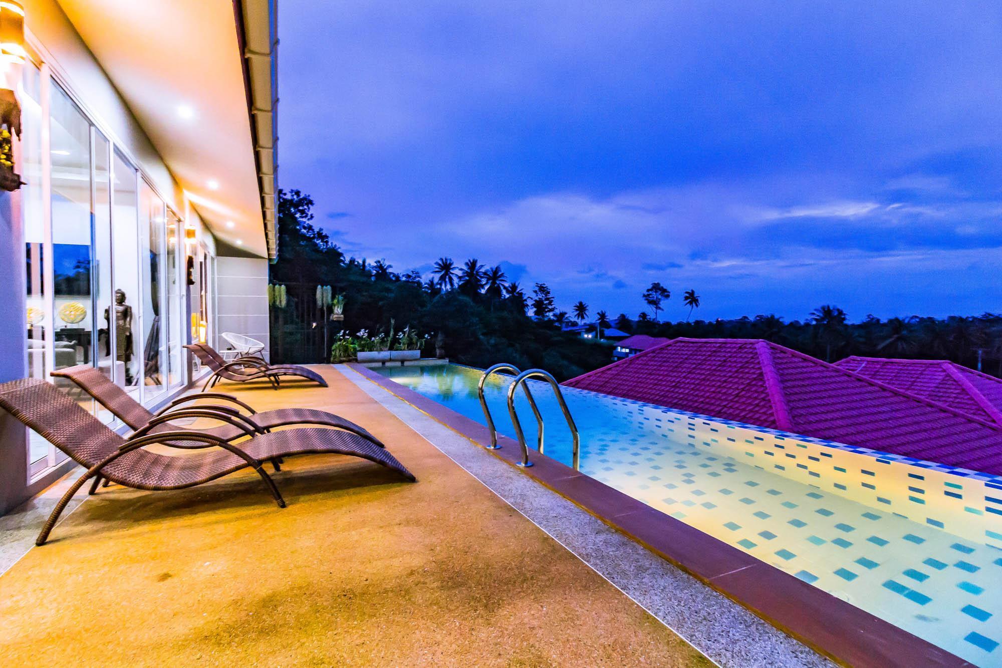Wanwisa 5 Bedroom Pool Villa