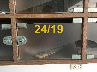 [バンセーン]アパートメント(37m2)| 1ベッドルーム/1バスルーム The Living Condo