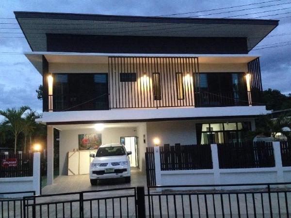 Garden modern house Chiang Mai