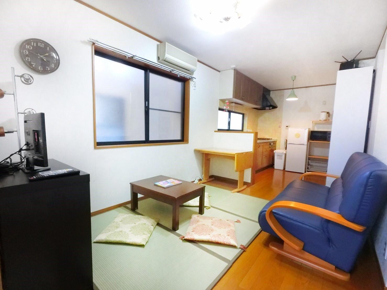 Shinjuku JR Shin Okubo Sta. 3mins Homely House